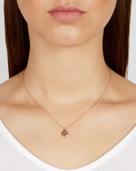 Teardrop Flutter Necklace