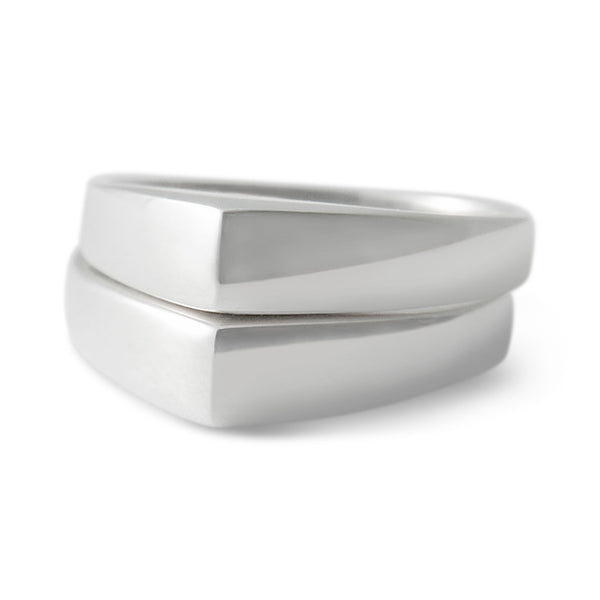 Costa Ring in Silver
