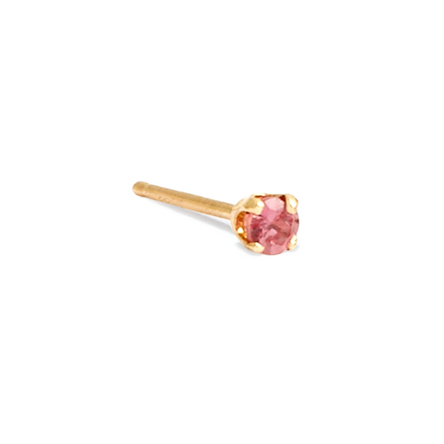 dangle stud roseark dblopale pink sapphire and products opal