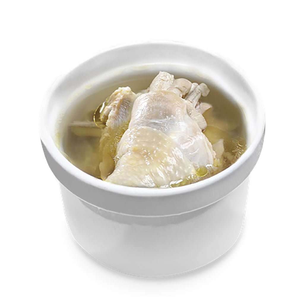 House Steamed Chicken Soup