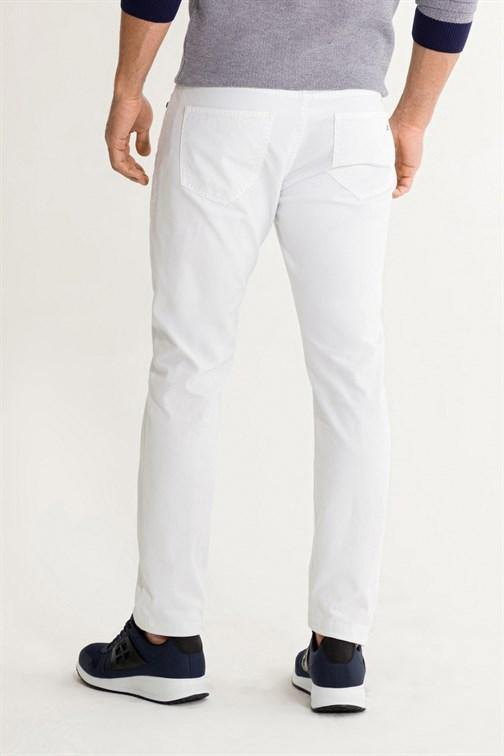 Men's 5 Pocket Slim Fit Pants