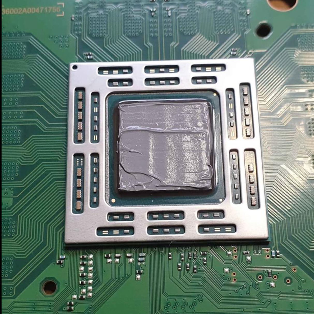 PS4 Replace Thermal Paste Reading