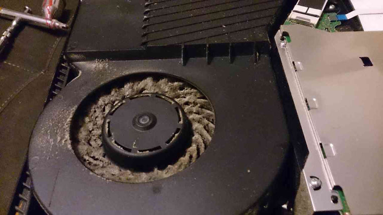 PS5 Playstation 5 Loud Fan Repair