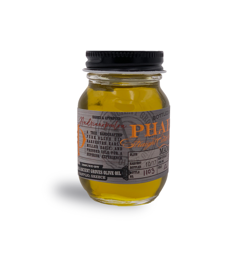 Phaedra x Sawatch Full Spectrum Olive Oil