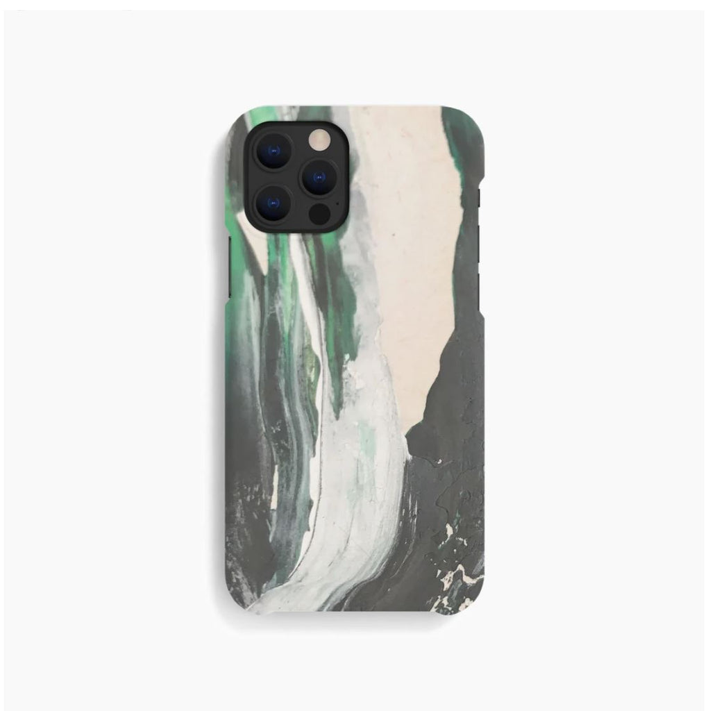 A Good Mobile Case iPhone 12 & 12 Pro -  Green Paint