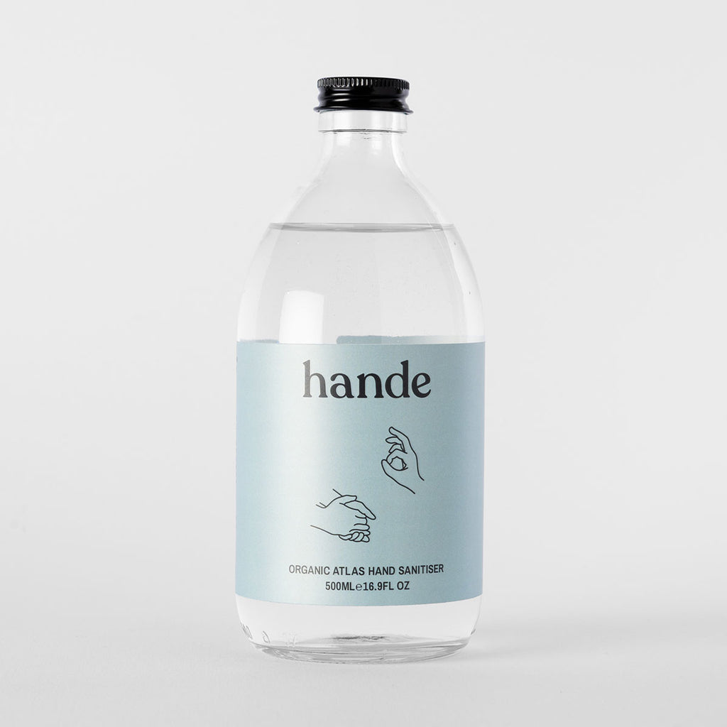 Organic Atlas Hand Sanitiser Refill Bottle