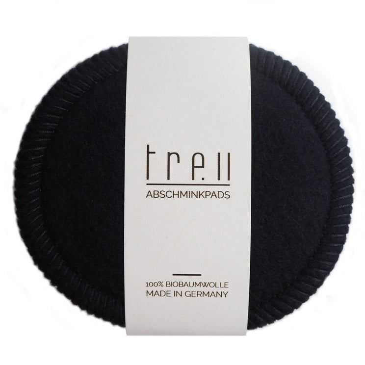 It's time to change the single-use cotton pads for these reusable Organic Cotton Facial Pads! These come in a set of 5, which lasts around five uses.    You can use them for removing make-up, moisturizing your skin with cleansing or micelle water. These pads particularly gentle on the sensitive eye area and thin therefore do not need so much water.     Made in Germany