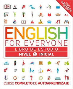 English for Everyone: Nivel 1: Inicial, Libro de Estudio