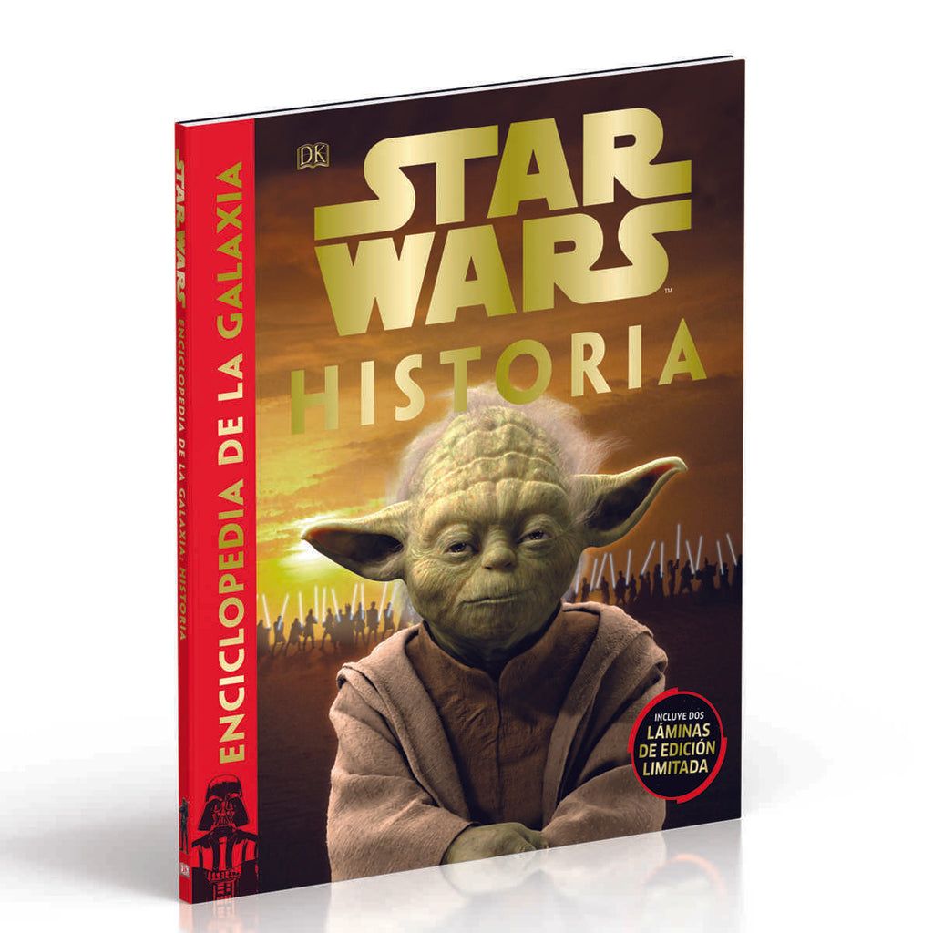 STAR WARS ENCICLOPEDIA-HISTORIA