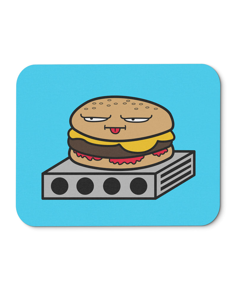 Chester Cheeseburger Mouse Mat