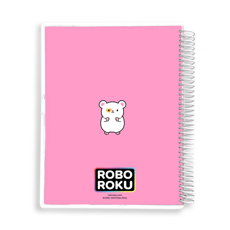 Daisy the Ham Ham - 12-month Undated Planner