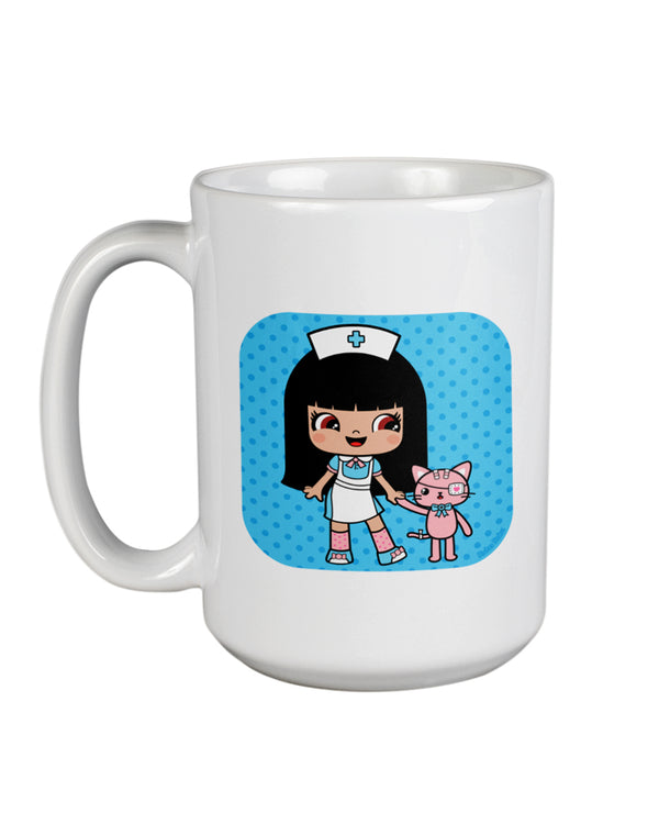 Oops & Ouch Happy Medic 15oz Mug