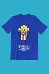 Pop - F is for Fun Shirt