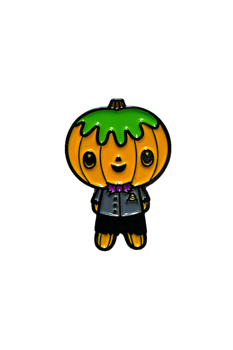 Punk'n Brewster Enamel Pin Pal