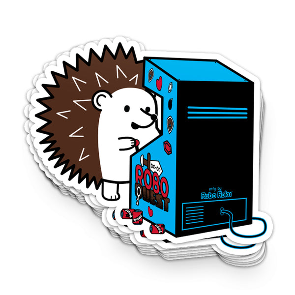 Duncan the Hedgehog Retrocade