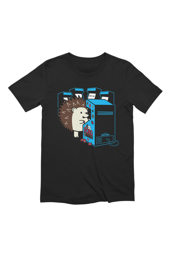 Retrocade - Hedgehog Arcade Shirt