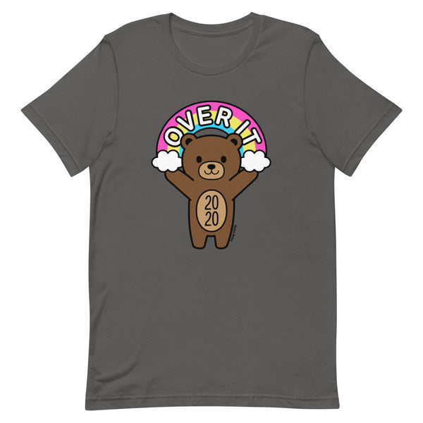 Over It Mood Bear Shirt