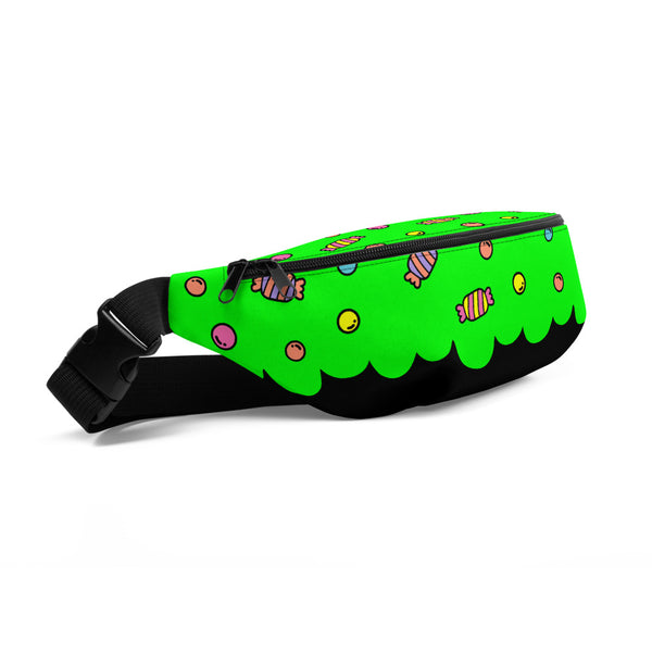 Halloween Candy Slime Fanny Pack