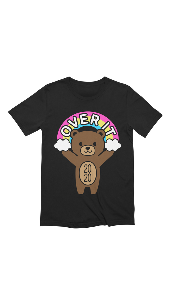 Over It! Mood Bear Shirt