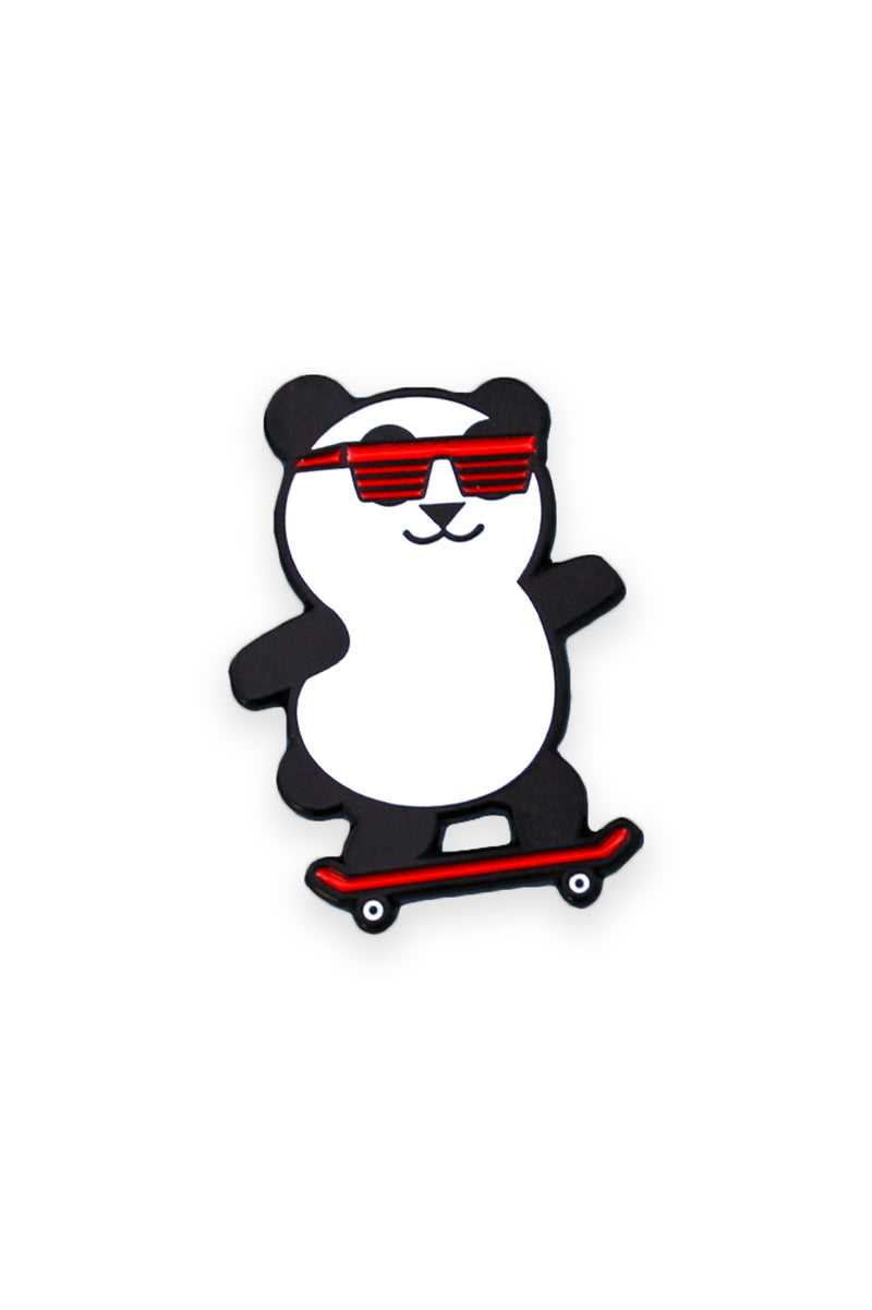 Rad Panda Enamel Pin Pal