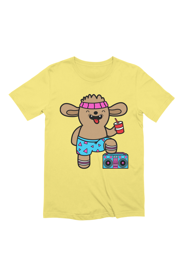 Retrocade - Wow Wow Party Pup Shirt