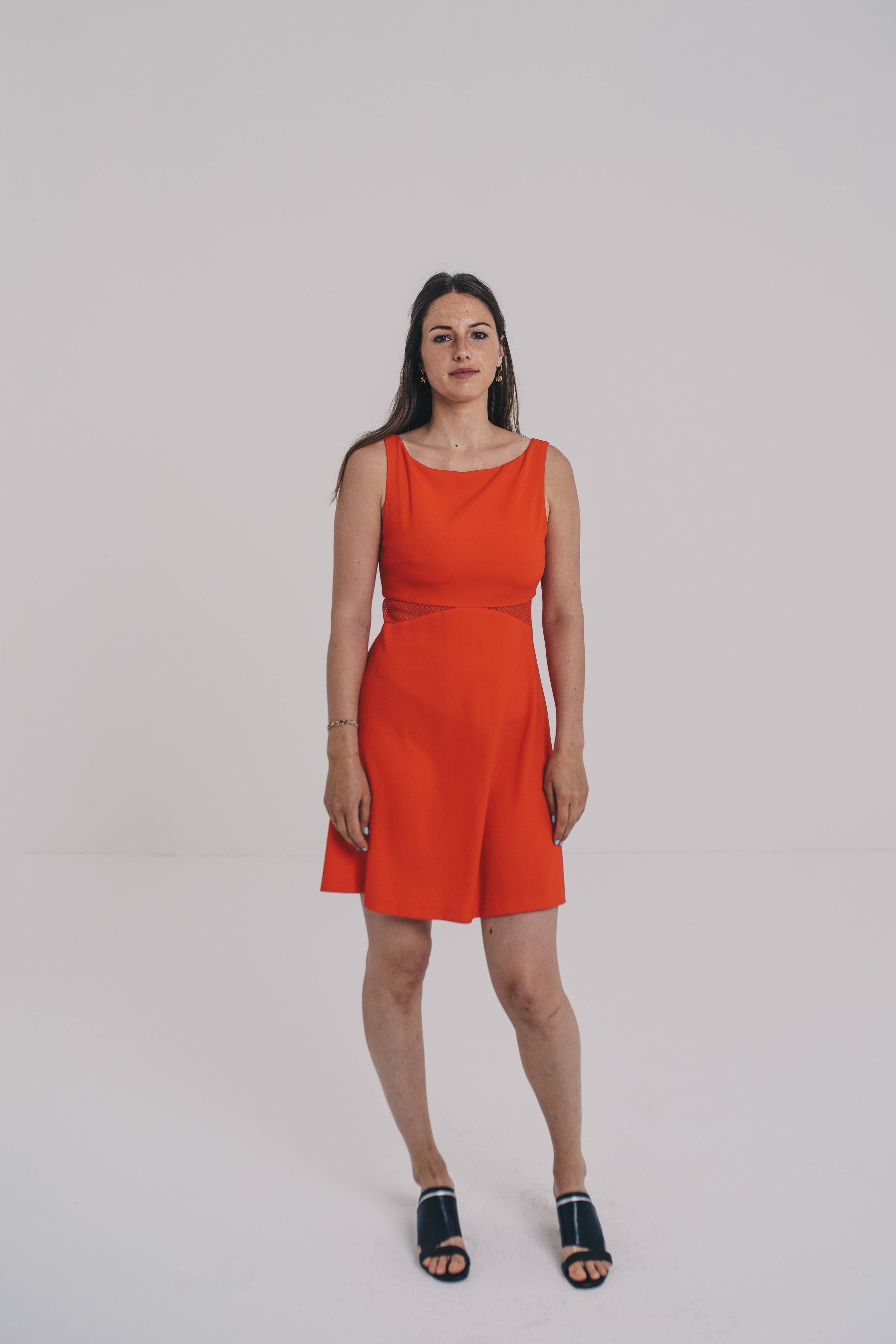 Robe Claudie Pierlot rouge