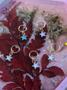 Star Stitch Markers