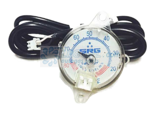 0-90 level gauge, srg, rotarex, gas tank gauge for motorhome, propane level sender