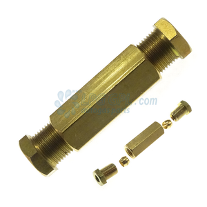 8mm compression joint, 8mm lpg connection, 8 mm to 8 mm, lpg connection, faro hose, 8mm copper