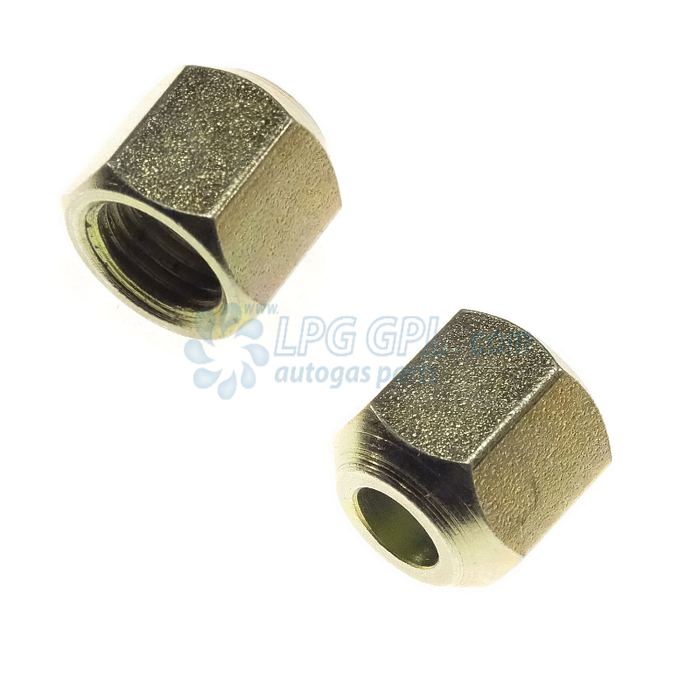 Nut M12 For 8mm For Tomasetto Multivalve Compression Fitting