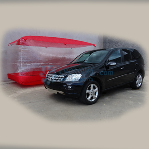 Autobubble, car cacoon, car bubble cover, bike bubble, indoor car bubble