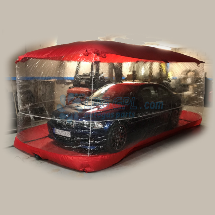 Car Bubble Inflatable Cover Indoor Regular