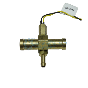 Gas temperature sensor, 2.2 k ohm, 12mm, inline, universal, gas sensor, kme, stag, omvl, lpg tech