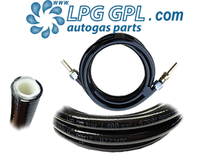 faro LPG, Autogas pipe, poly pipe, autogas, liquid gas pipe, filler to tank, flexi pipe