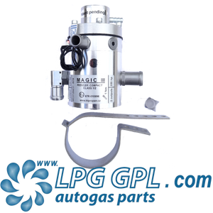 magic vaporizer lpg autogas pressure regulator reducer