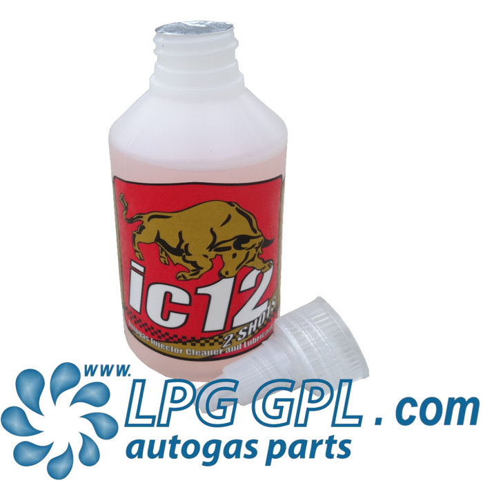ic12 100ml 6-8 Cyl LPG Autogas Methane Gas Injector Parts Cleaner