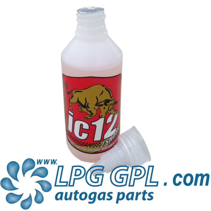 ic12 50ml 4Cyl LPG Autogas Methane Gas Injector Parts Cleaner