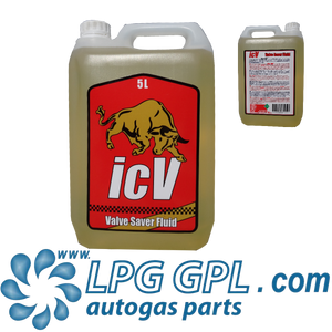icv 5L, valve saver fluid, flashlube, jlm, flash lube, valve care, prins, brc, replacement