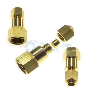 Jic To 8mm Compression Joint Adapter.