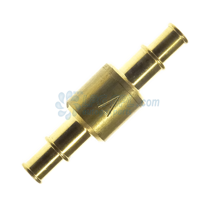 6mm 8mm Petrol Inline One Way Valve