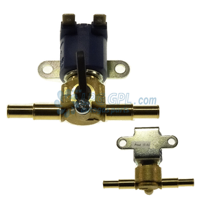 Valtek Petrol Shut Off Valve 6mm or 8mm Fuel Line