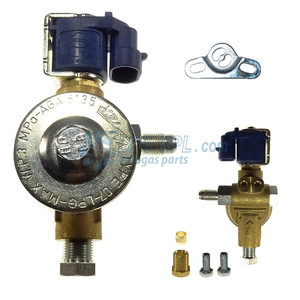 valtek 8mm valve, lpg valve, autogas valve, safety, shut off, 12v, regulator valve