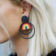 Load image into Gallery viewer, Fogata Rainbow Hoops