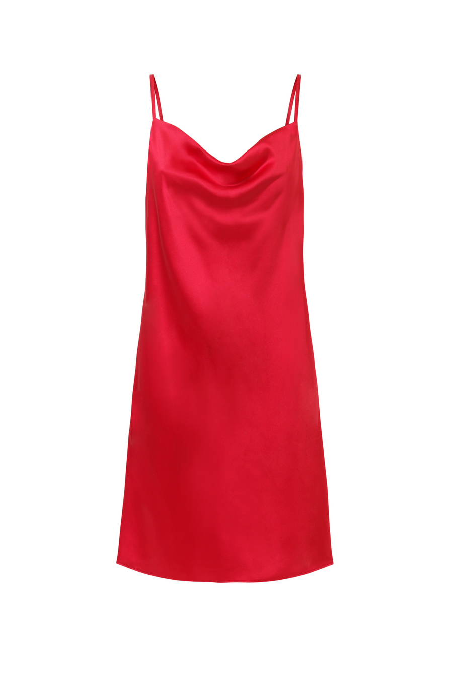 Jenny Red Chemise