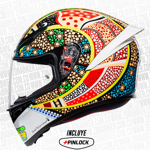 CASCO AGV K1 DREAM TIME