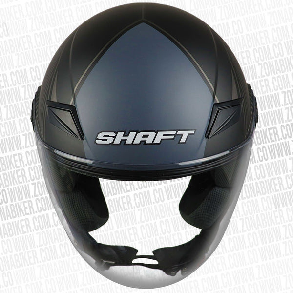 CASCO SHAFT 211 LIFT NEGRO GRIS