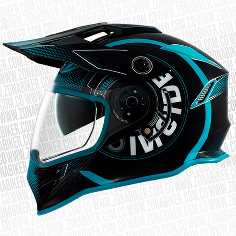 CASCO ROCKET FORCE S-100 INSIDE NEGRO