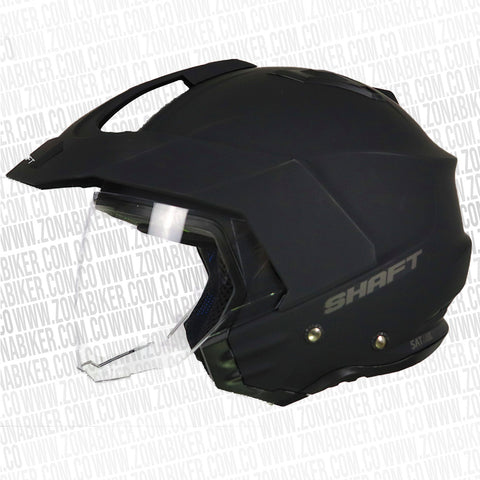 CASCO SHAFT 227 TRIAL SOLID NEGRO