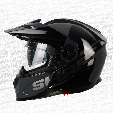 CASCO SHAFT 570DV PEAK PINLOCK CARBON NEGRO GRIS