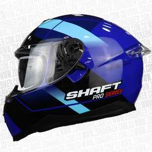 CASCO SHAFT PRO 600DV PROGRESS AZUL